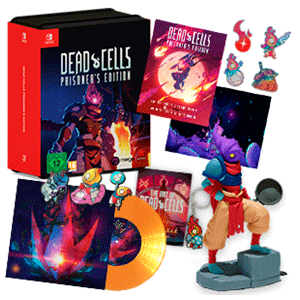 Dead Cells The Prisioner's Edition