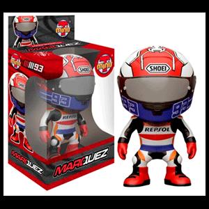 Figura Tminis Moto GP Marc Márquez Con Casco 10cm