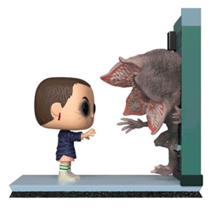Figura Pop Stranger Things: Eleven y Demogorgon