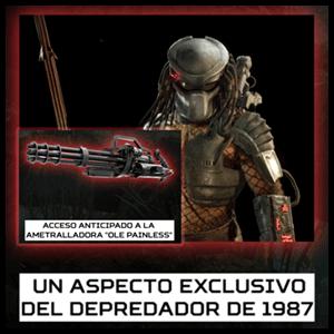 Predator Hunting Grounds - DLC
