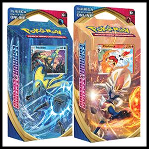 Baraja Pokemon Espada y Escudo