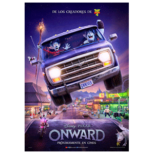 Onward - póster