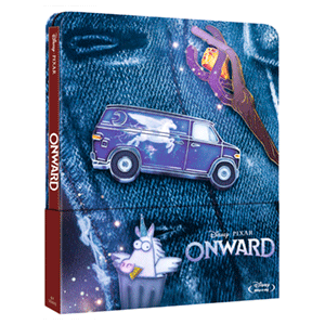Onward - Steelbook Edition