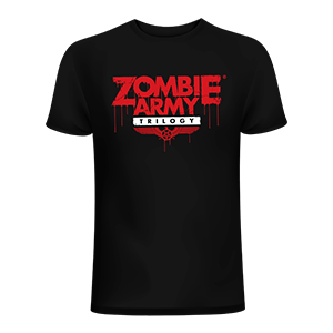 Zombie Army Trilogy - camiseta