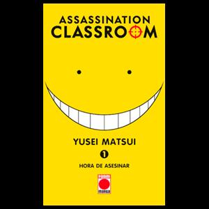 Assasination Classroom nº 01
