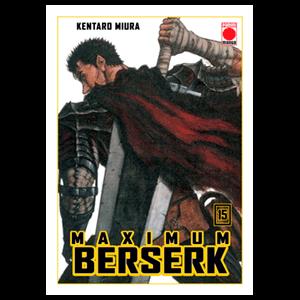 Berserk Maximun nº 15