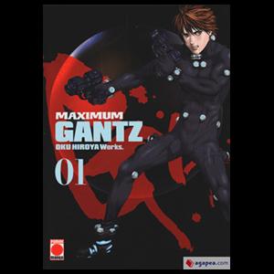 Gantz Maximun nº 01