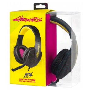 Auriculares Indeca Cybernetic PS4-XONE-NSW-PC