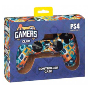 Carcasa para mando PS4 Indeca Gamers Club