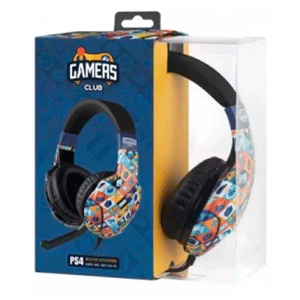 Auriculares Indeca Gamers Club PS4-XONE-NSW-PC
