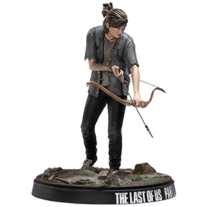 Estatua The Last of Us Parte II: Ellie con Arco 20 cm PVC