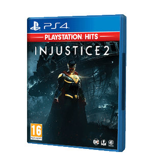 Injustice 2 PS Hits