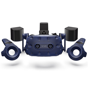 HTC Vive PRO - Kit Completo - Gafas de Realidad Virtual - Reacondicionado