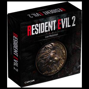 Réplica Medallón Resident Evil