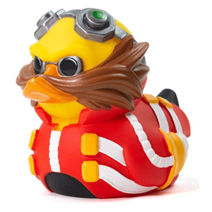 Figura Tubbz Sonic: Dr. Eggman
