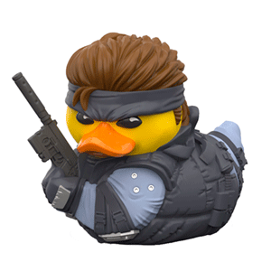 Figura Tubbz Metal Gear Solid: Solid Snake