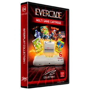 Cartucho Evercade Interplay 1