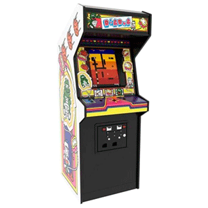 Dig Dug Arcade Machine