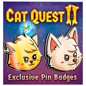 Cat Quest + Cat Quest II Pawesome Pack - set 2 pines