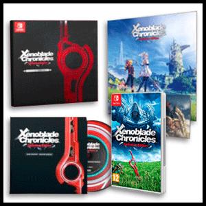 Xenoblade Chronicles Definitive Edition - Edición Especial