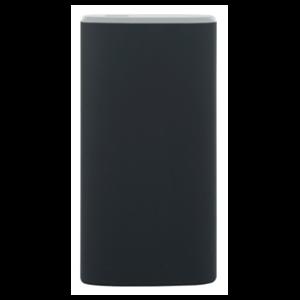 Batería Pôrtátil Negro 5000 Mah con cable USB/Micro USB