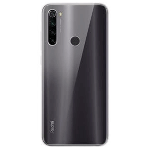 Carcasa Blanda Transparente Xiaomi Note 8T