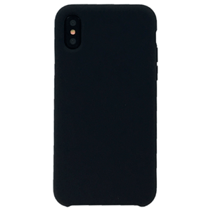 Carcasa Rígida Acabado Negro Iphone X