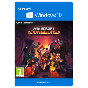 Minecraft Dungeons Win 10