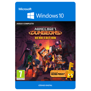 Minecraft Dungeons Hero Edition Win 10