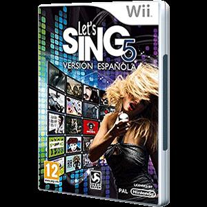 Let's Sing 5 Versión Española