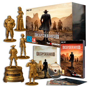 Desperados III - Collector's Edition
