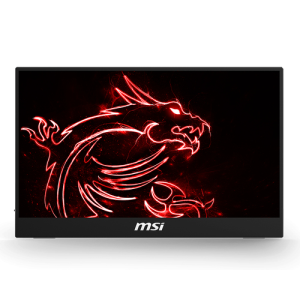 MSI Optix MAG161V 15,6''  IPS FHD 60Hz  Freesync - Monitor Portátil Gaming
