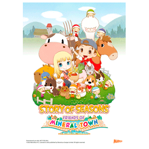 Story of Seasons Friends of Mineral Town - Póster