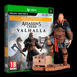 Assassin's Creed Valhalla Gold + Figura Eivor