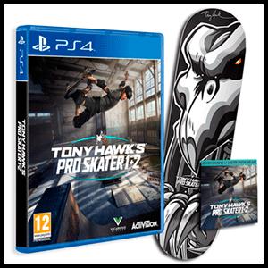Tony Hawk's Pro Skater 1 + 2 - Edición Coleccionista