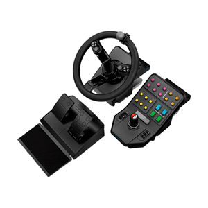 Logitech G Heavy Equipment Bundle Farm Sim