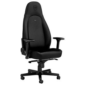 noblechairs ICON Black Edition - Silla Gaming