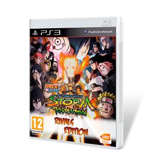 Naruto Shippuden Ultimate Ninja Storm Revolution Rivals Edition