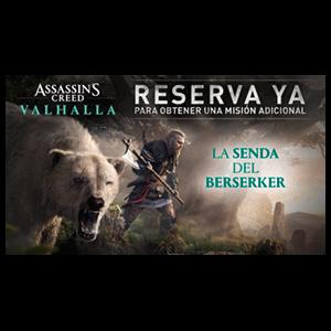 Assassin's Creed Valhalla + DLC La Senda del Berserker