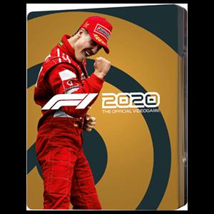F1 2020 - Caja metálica