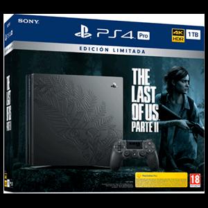 Playstation 4 Pro 1Tb Edición Limitada The Last of Us Parte II