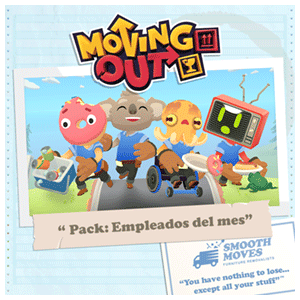 Moving Out + DLC Pack: Empleados del Mes NSW