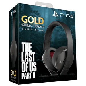 Auriculares Wireless Headset Sony The Last of Us Parte II