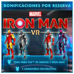 Marvel's Iron Man VR - DLC
