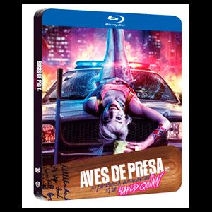 Aves de Presa - Edición Steelbook