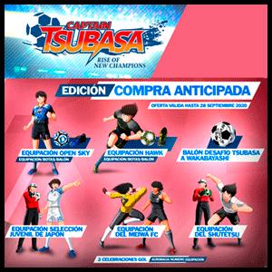 Captain Tsubasa - DLC contenido extra PS4