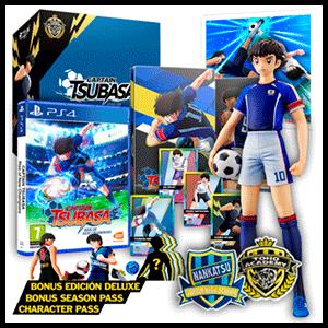 Captain Tsubasa: Rise of new Champions Ed Col