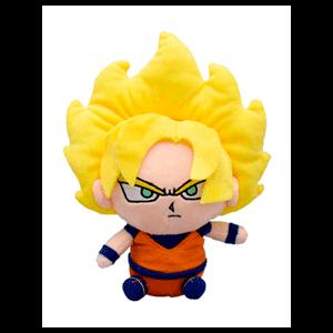 Peluche Dragon Ball Z Serie 2: Goku SSJ 15cm