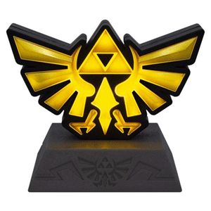 Lámpara The Legend of Zelda: Escudo de Hyrule