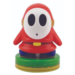 Lámpara Super Mario: Shy Guy